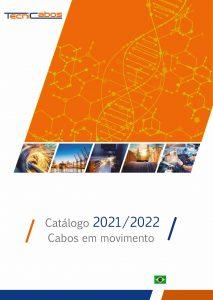 Capa do catálogo 2021/2022
